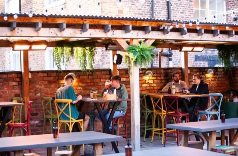 commonhall street social garden