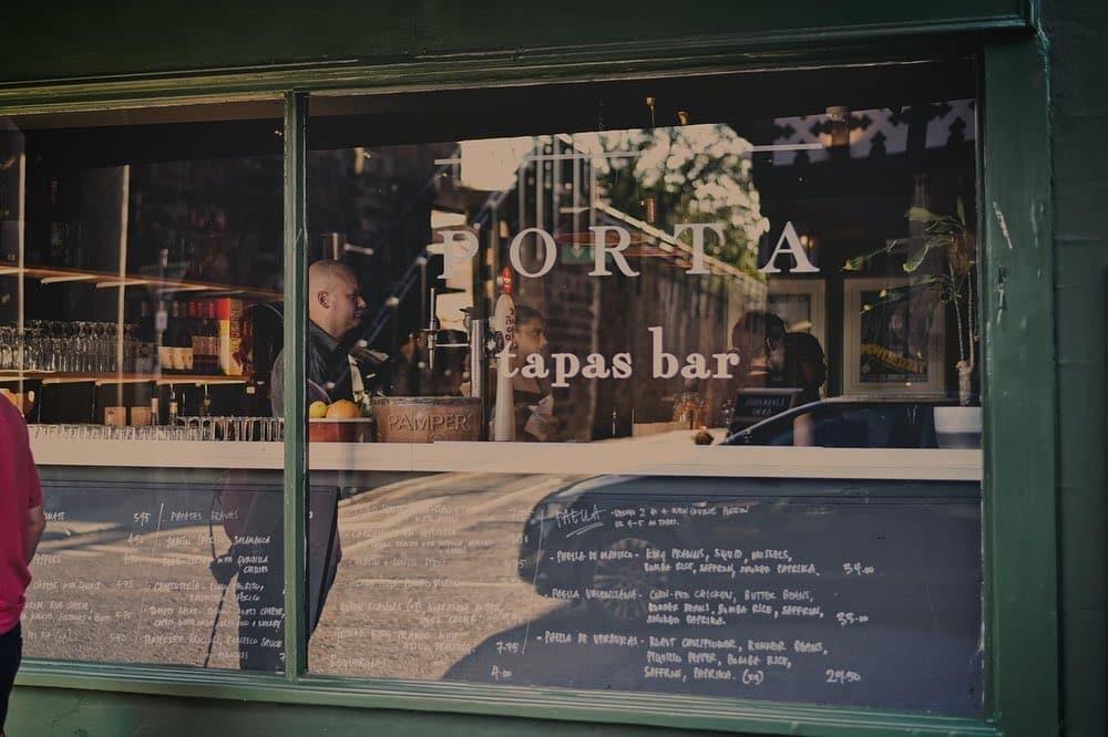 porta tapas northgate street chester