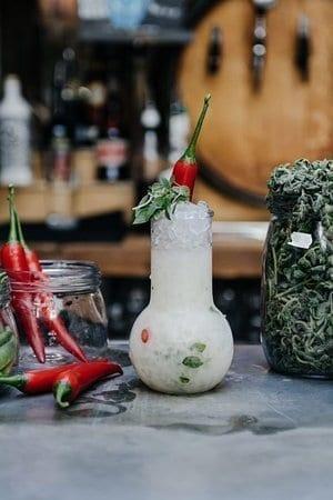 The Botanist Chester Godstall Lane Cocktails