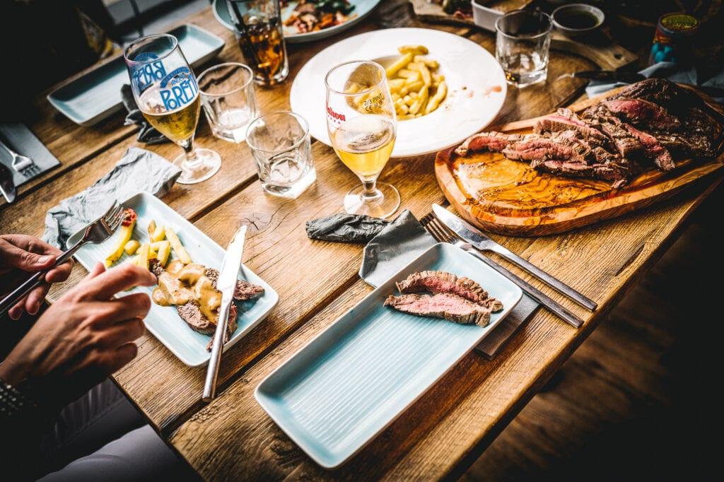 The Yard Italian Restaurant Italian Fine Dining Chester
