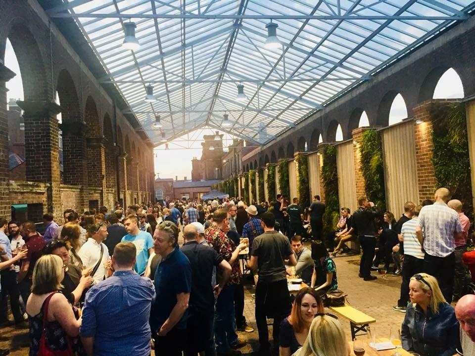 beer heroes carriage shed beer festival