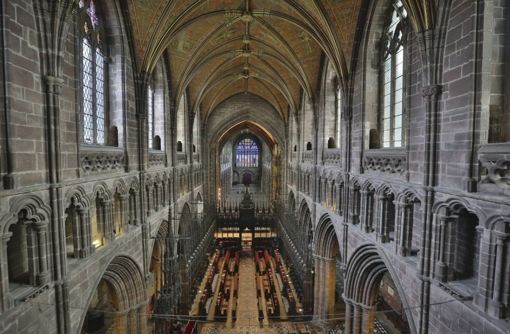 Chester Cathedral Must See Attraction Chester Days Out Chester Chester.com .jpg
