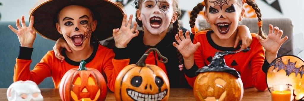 grosvenor pulford hotel spa kids halloween party