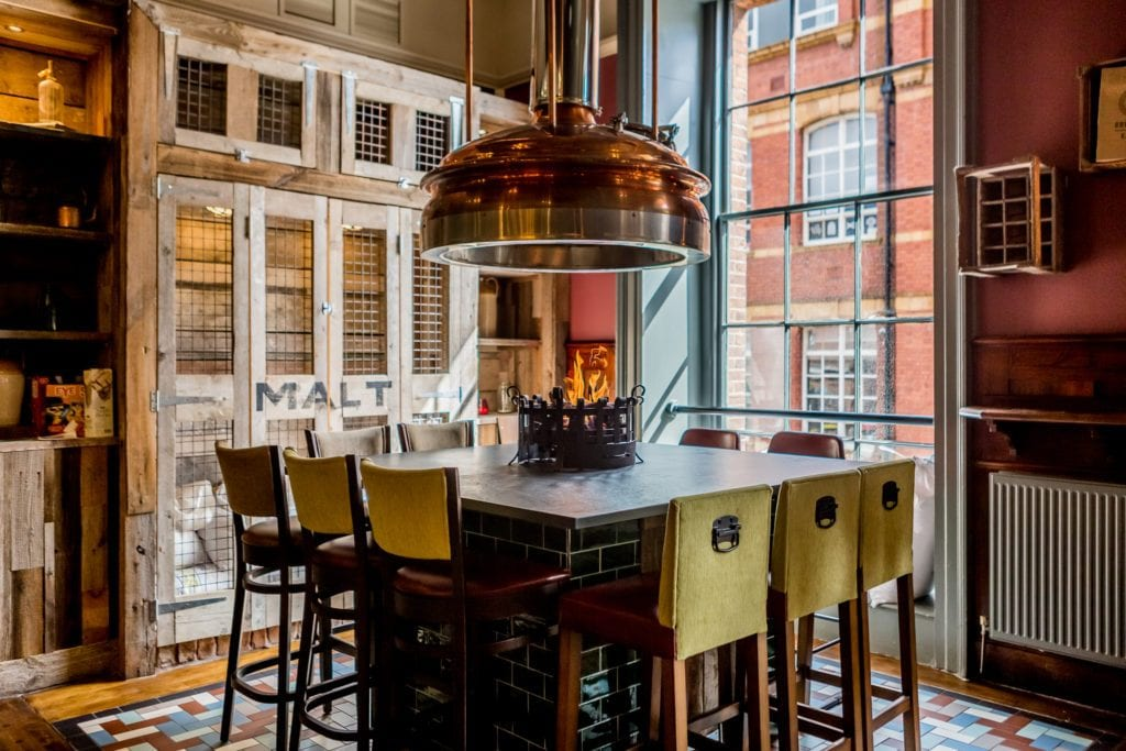 Brewhouse and Kitchen Chester