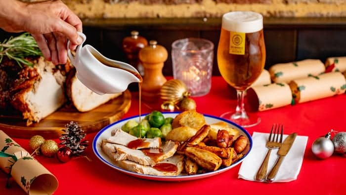 Brewhouse And Kitchen Christmas