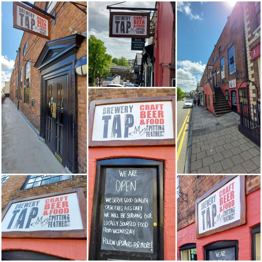 the brewery tap craft beer lower bridge street chester