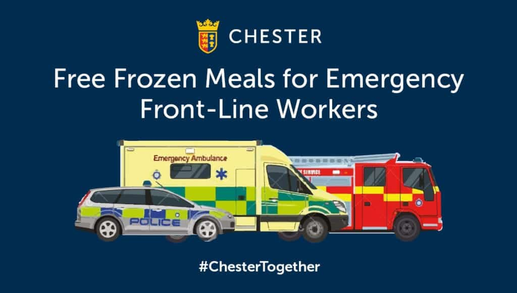 Chester Racecourse Front Line Nhs Teaser