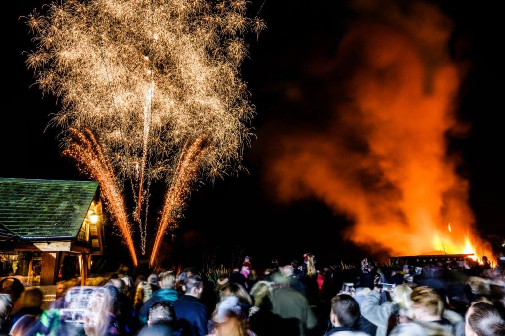 the chester fields fireworks