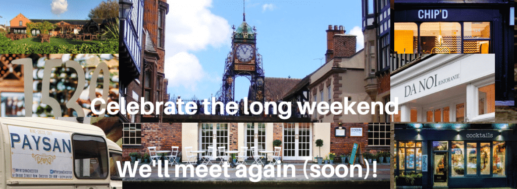 Celebrate The Long Weekend