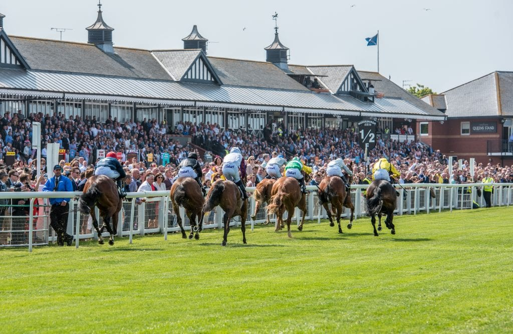 Chester Race Company Musselburgh Racecourse