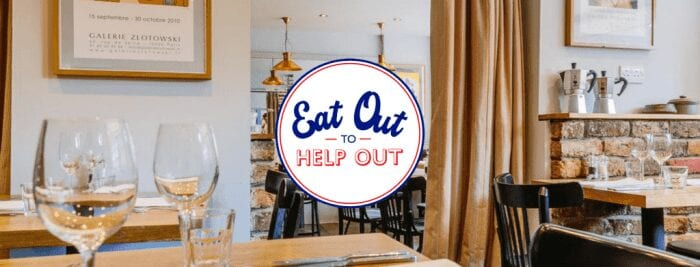 Joseph Benjamin Eat Out To Help Out