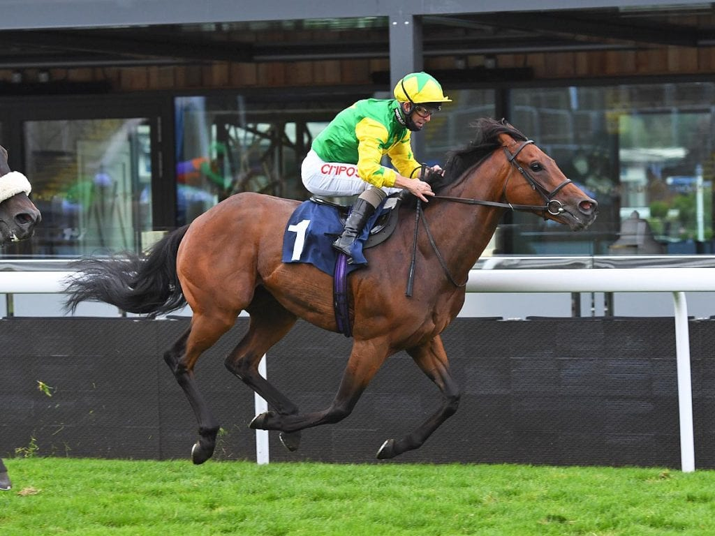 Spright Wins The #simplepleasures Ebf Fillies' Conditions Stakes