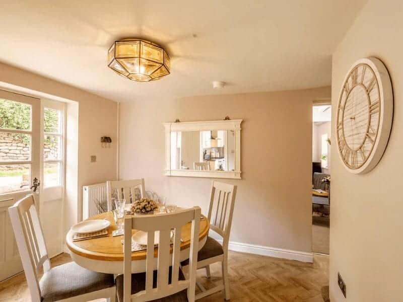 The Pheasant Inn Pennsylvania Cottage Dining Room