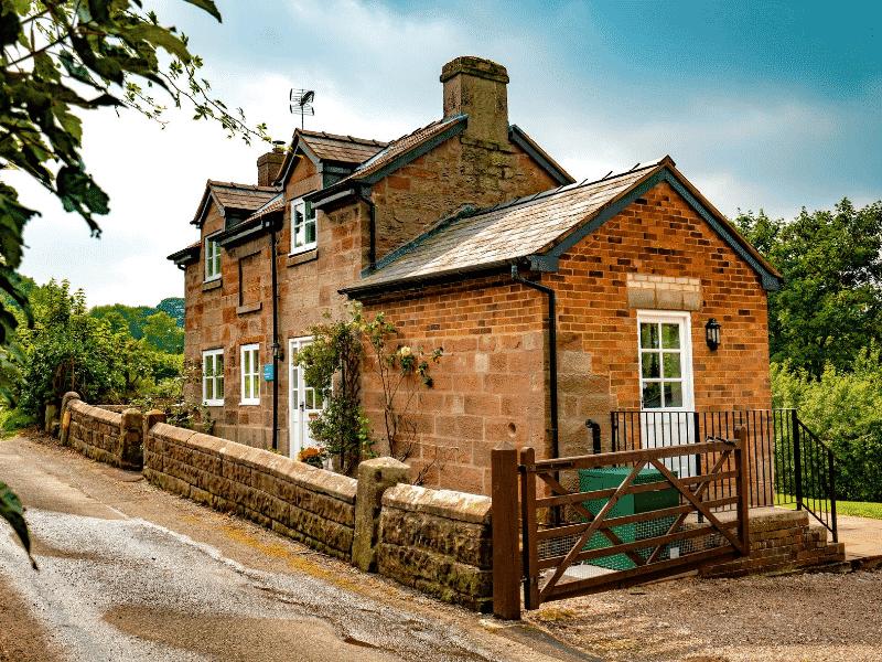 The Pheasant Inn Pennsylvania Cottage Secondary Exterior