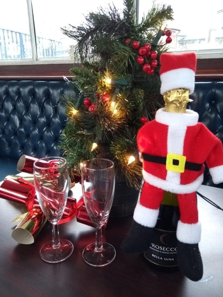 Chester Boat Christmas Parties Christmas Celebrations