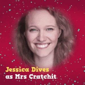 Storyhouse A Christmas Carol Mrs Cratchit