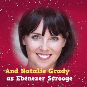 Storyhouse A Christmas Carol Scrooge