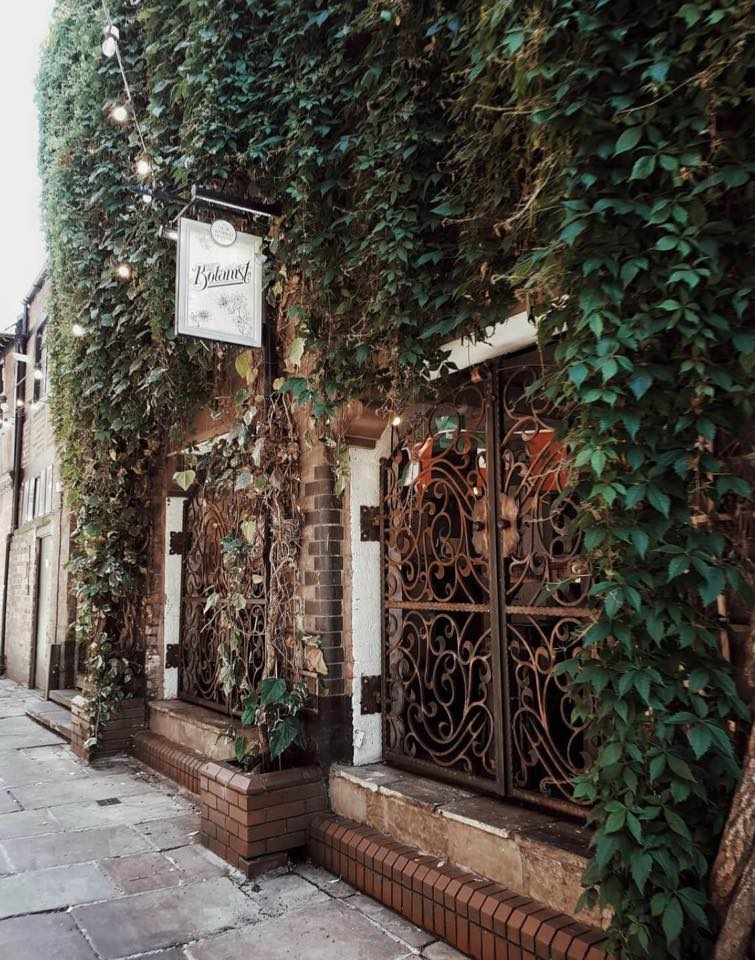 The Botanist Chester Bar And Restaurant