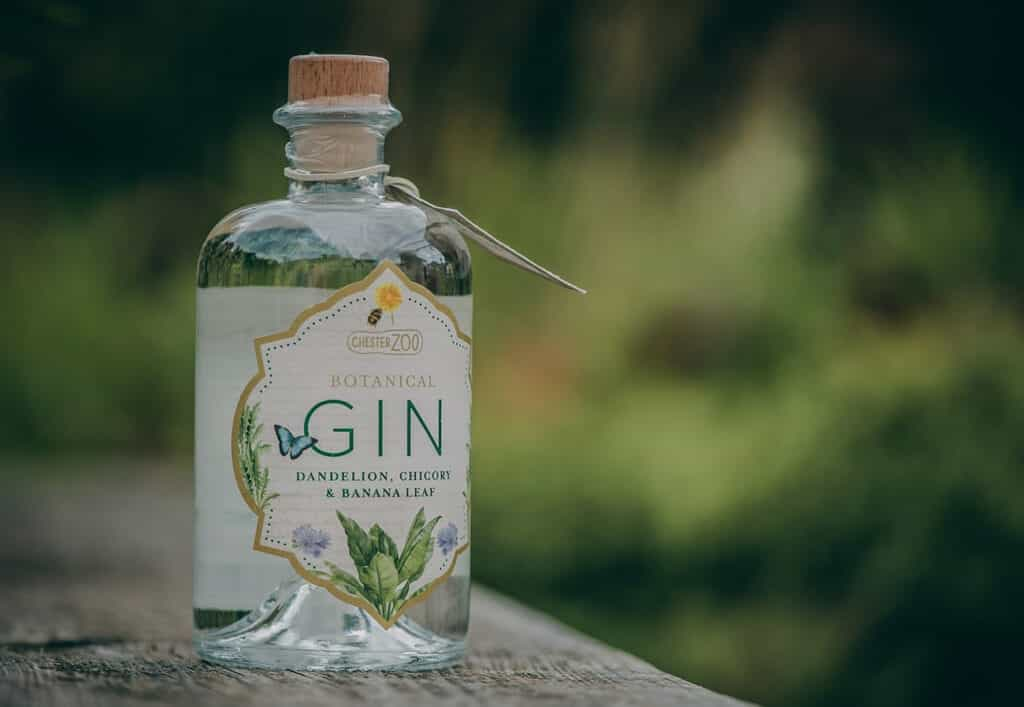 Chester Zoo Botanical Gin Buy Online