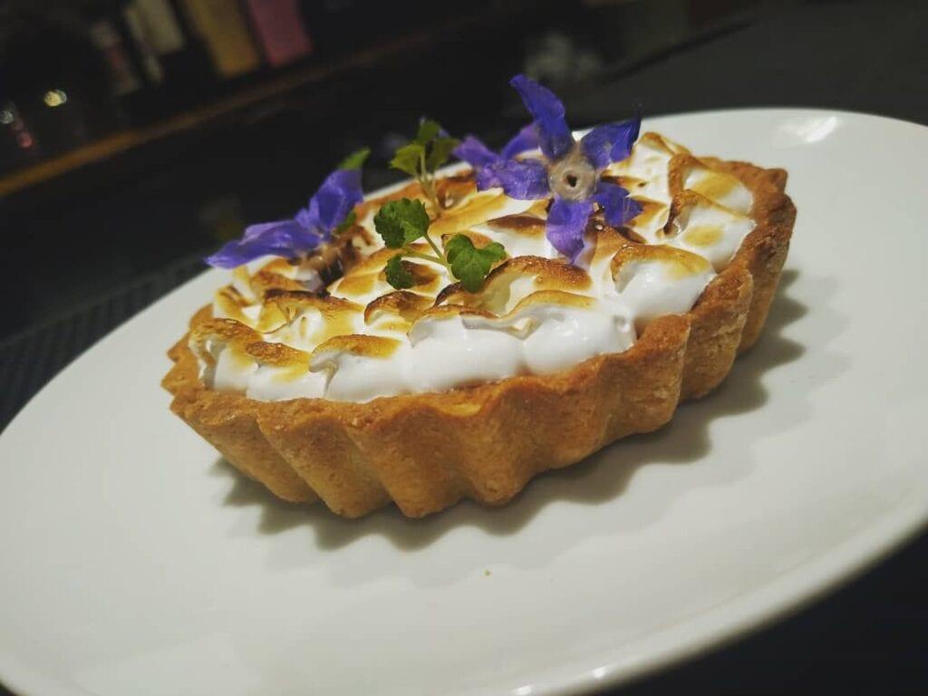 The Green House Lemon Meringue Pie