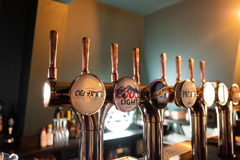 The Old Dukes T Bar