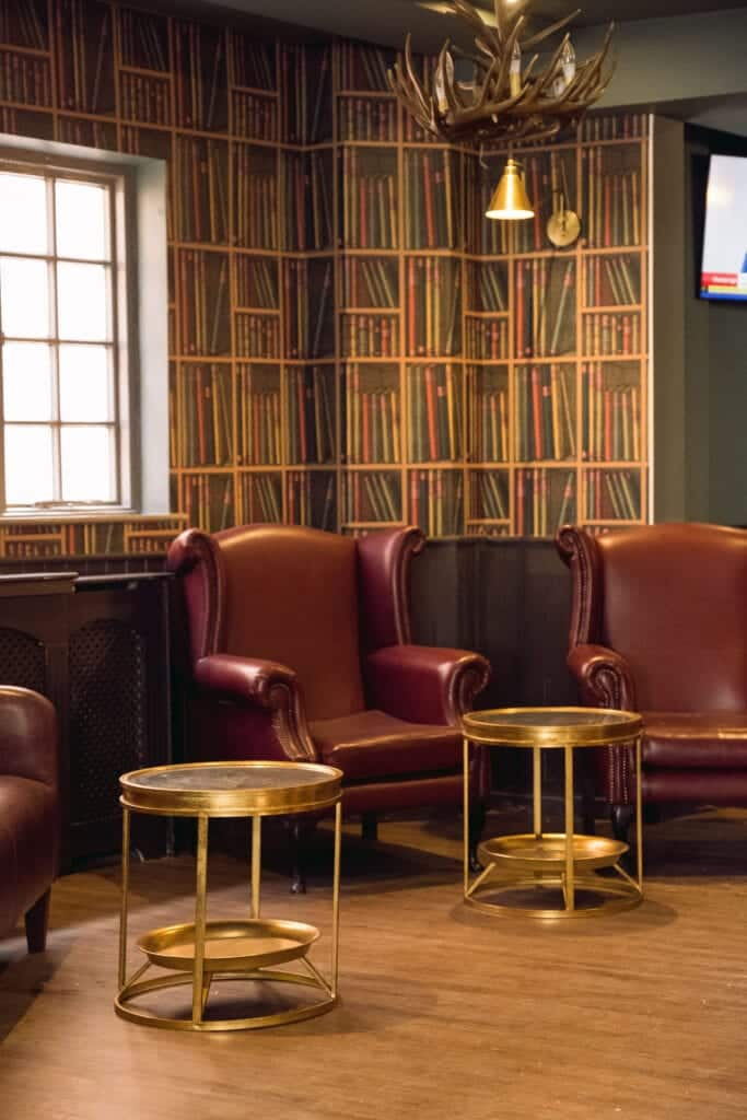 The Old Dukes Armchairs