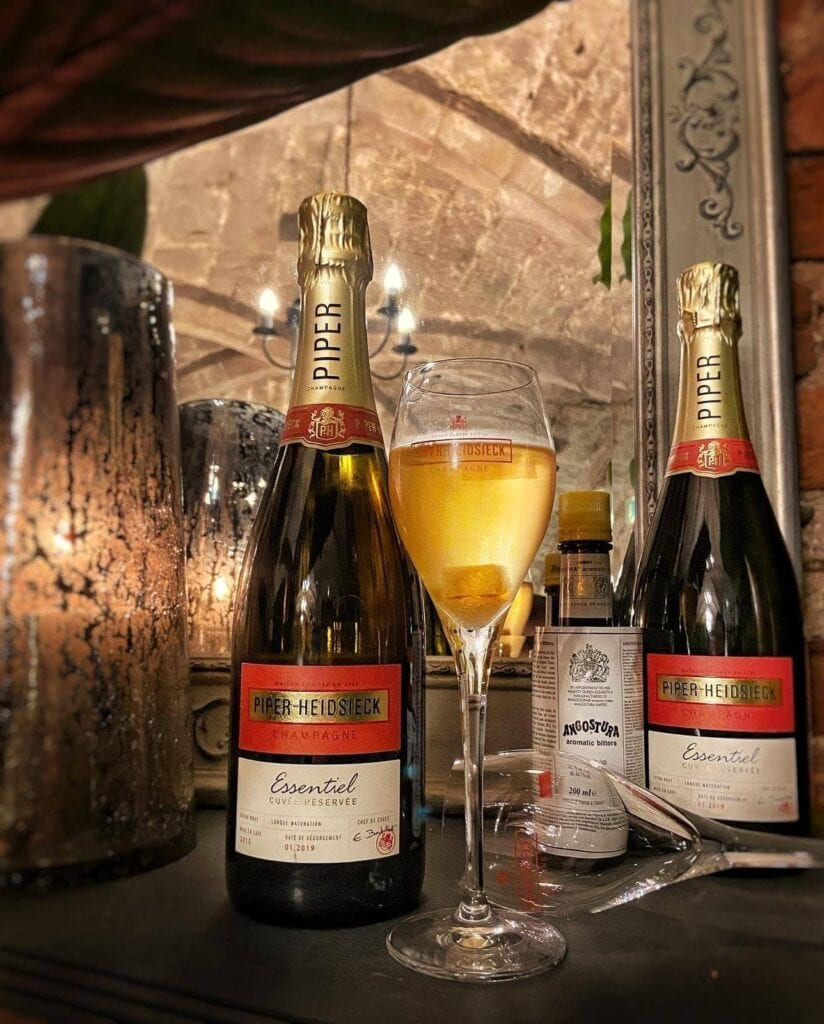 Vin Santo Chester Champagne Chester