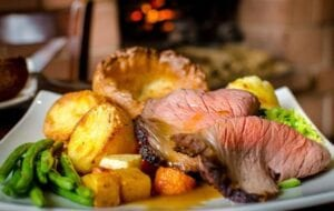 Wild Goose Lakeside Bar And Restaurant Sunday Lunch
