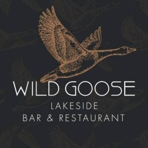 Wild Goose Lakeside Bar And Restaurant Logo