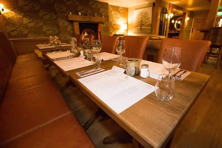 Wild Goose Restaurant Dining