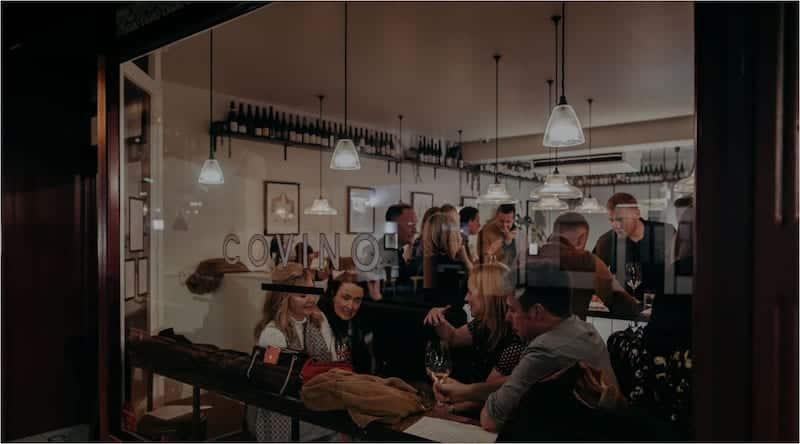 Covino Wine Bar Restaurant Chester Michelin Guide