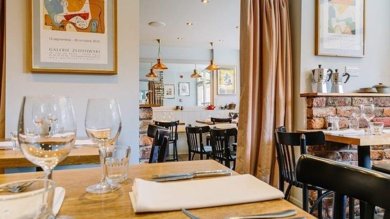 Josephbenjamin Restaurant Chester Bib Gourmand Michelin Guide