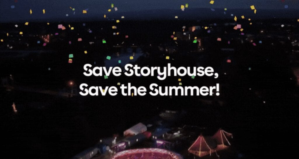Storyhouse Save The Summer
