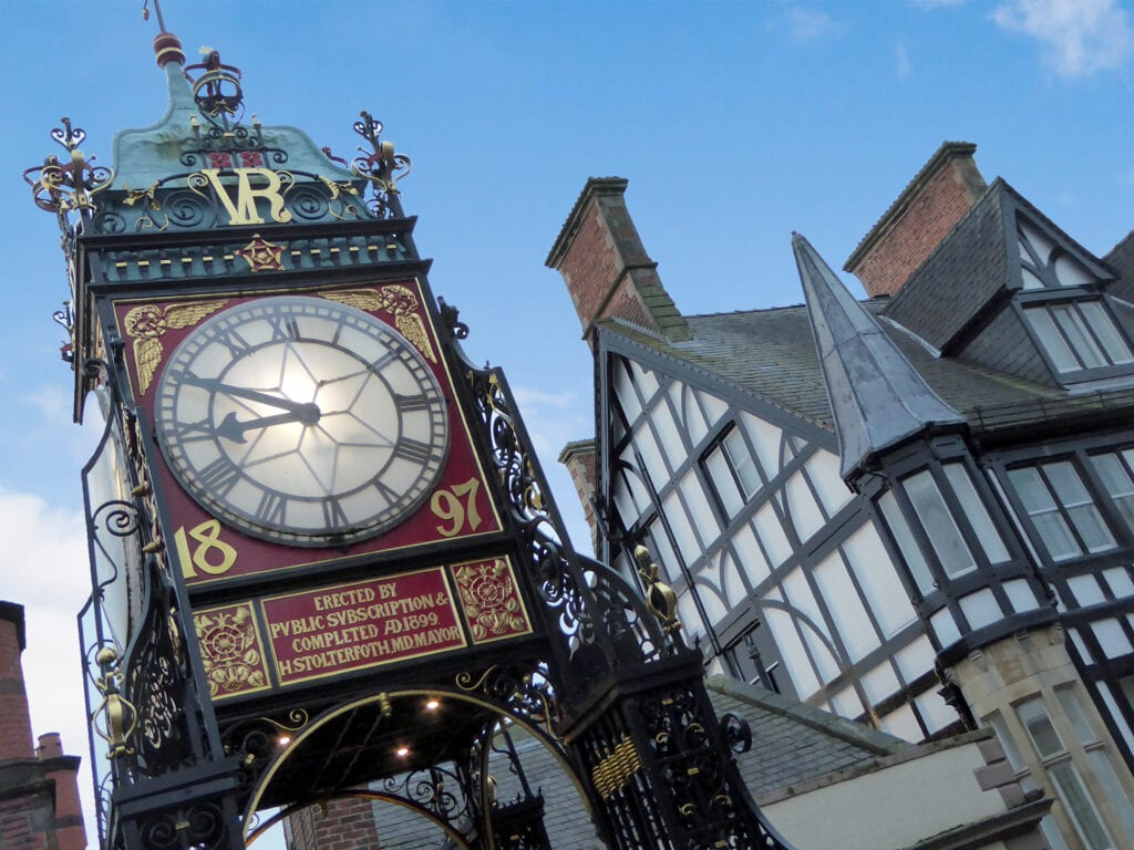 Treasure Hunt Chester Tour