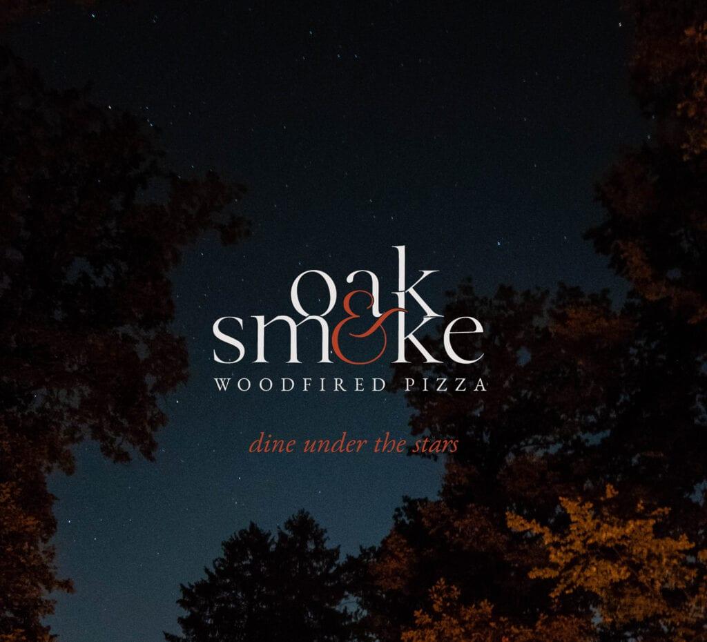 Oak And Smoke Dine Under Stars