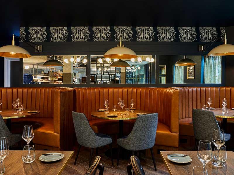 hotel indigo chester restaurant