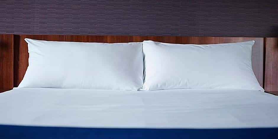 holiday inn express chester racecourse beds
