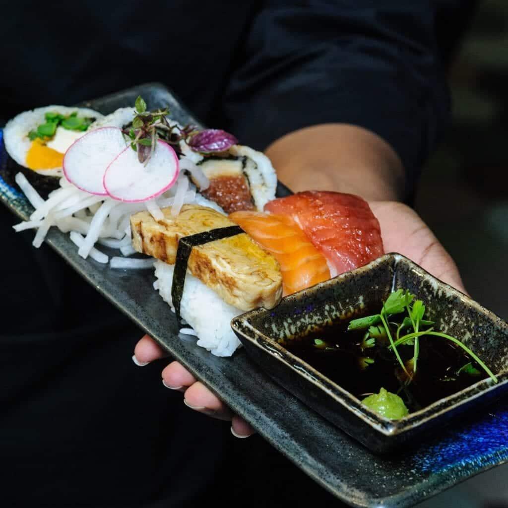 izakaya lounge japanese sushi chester