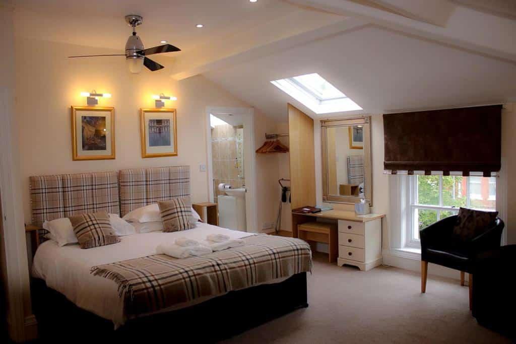 ba ba guest house bedroom