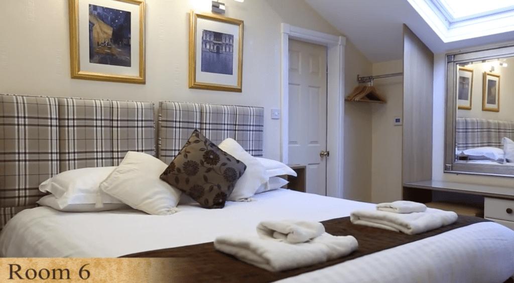 ba ba guest house hoole road chester room 6 suite