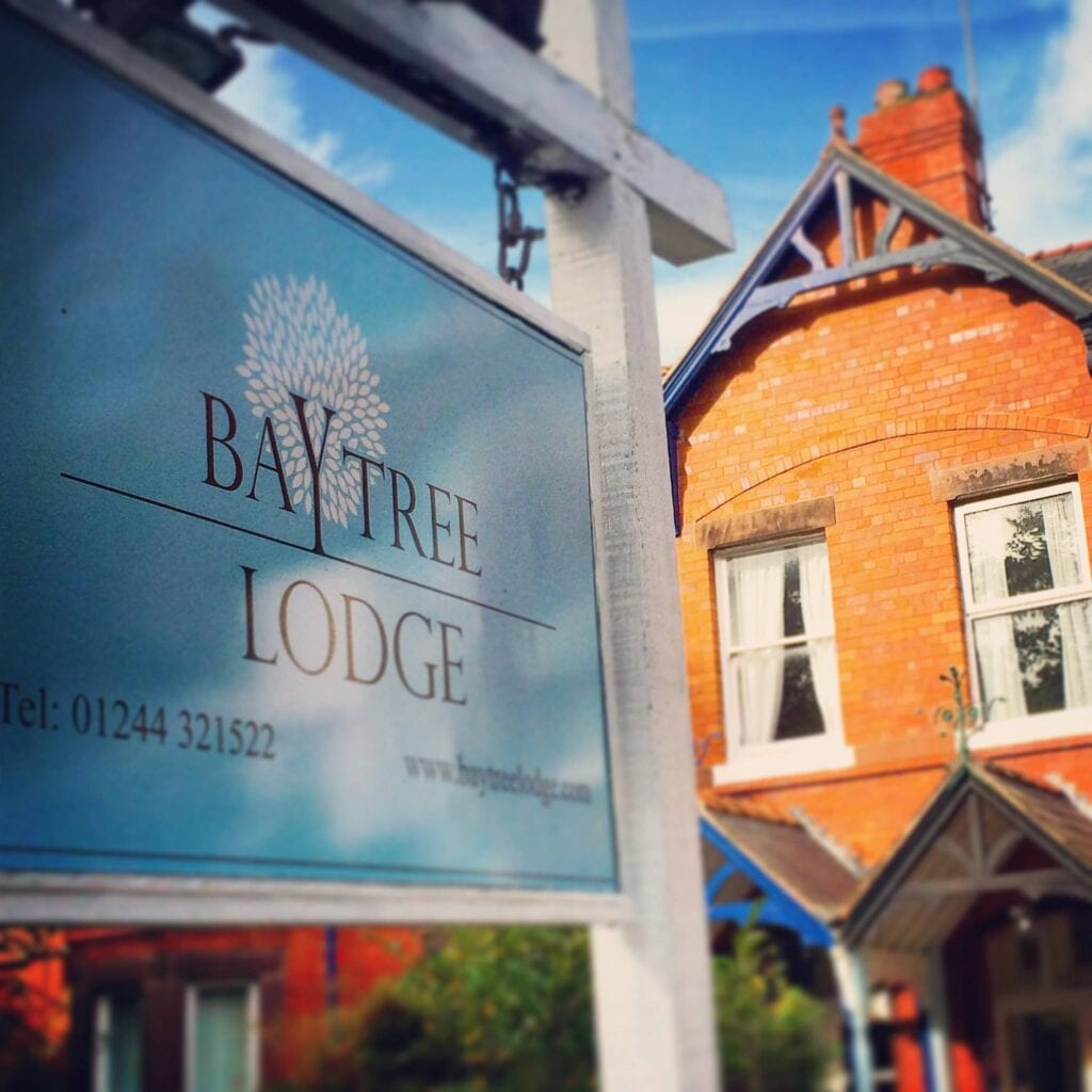 baytree lodge chester logo