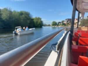 chester boat river cruises