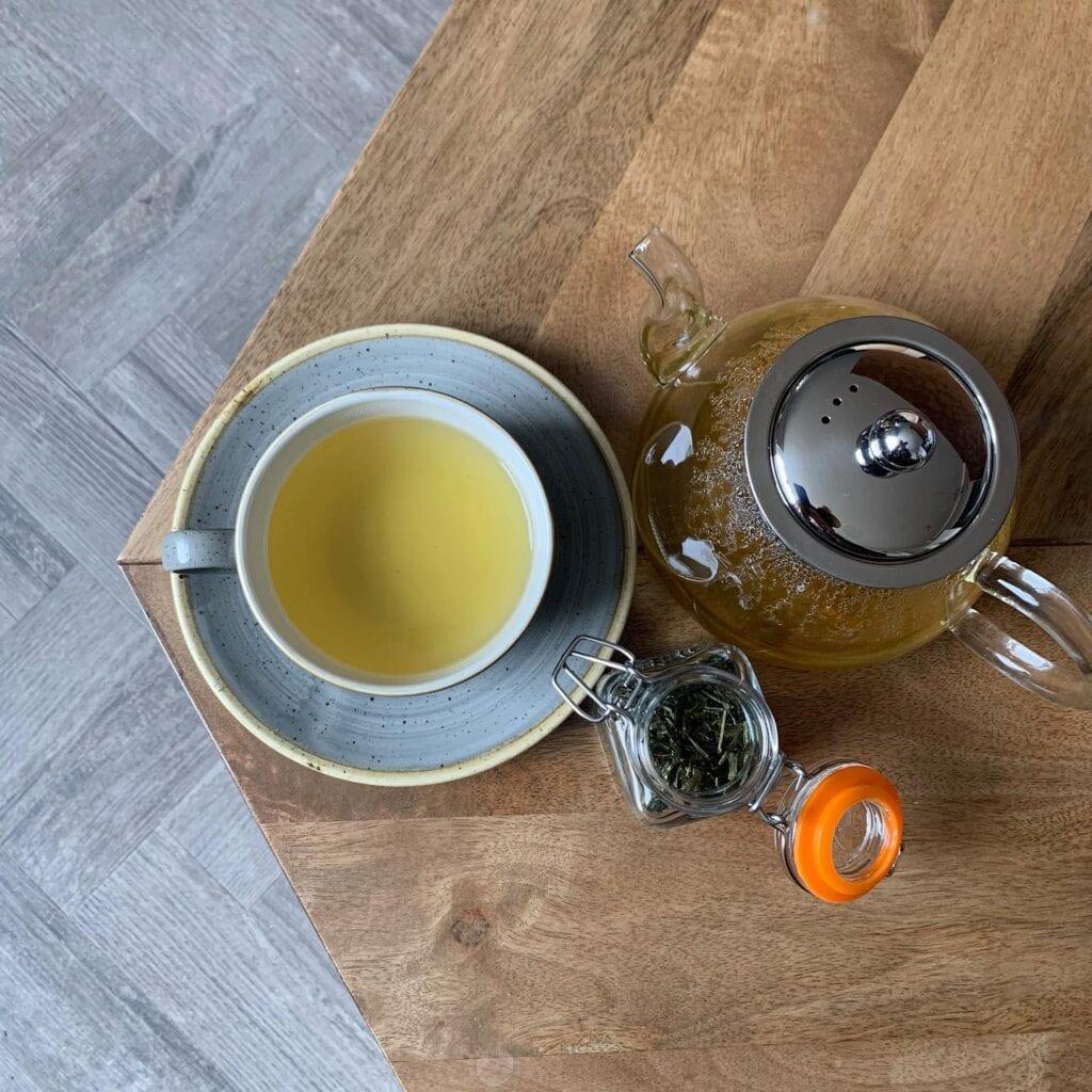 the city hotel luxury aparthotel chester loose leaf tea