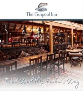 the fishpool inn fathers day