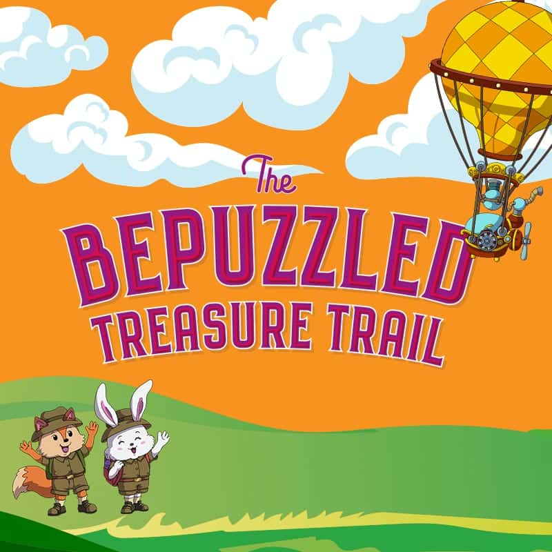 chester bid bepuzzled family trail