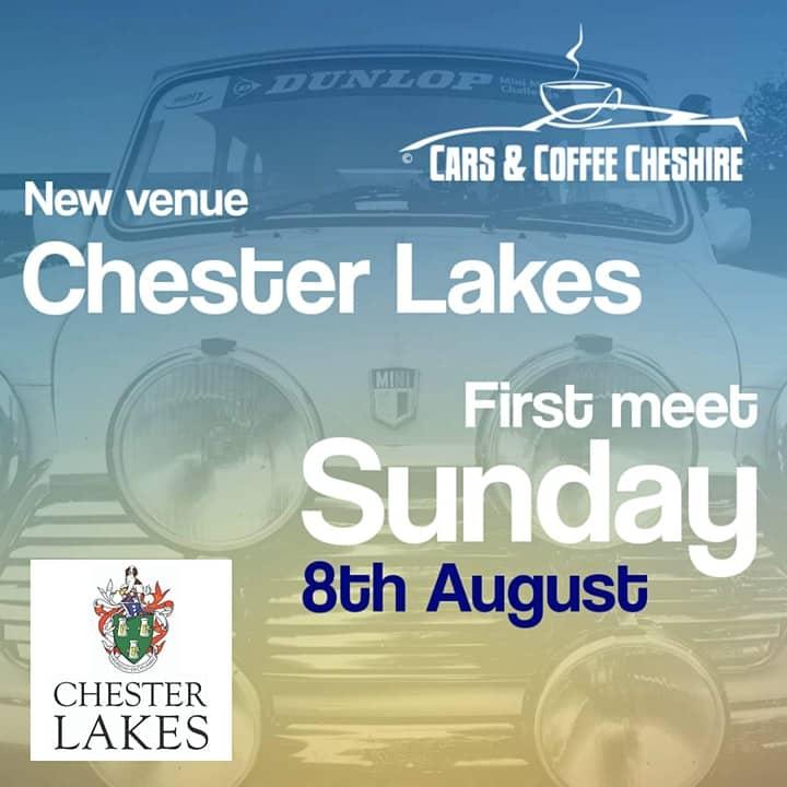 cars & coffee cheshire meet