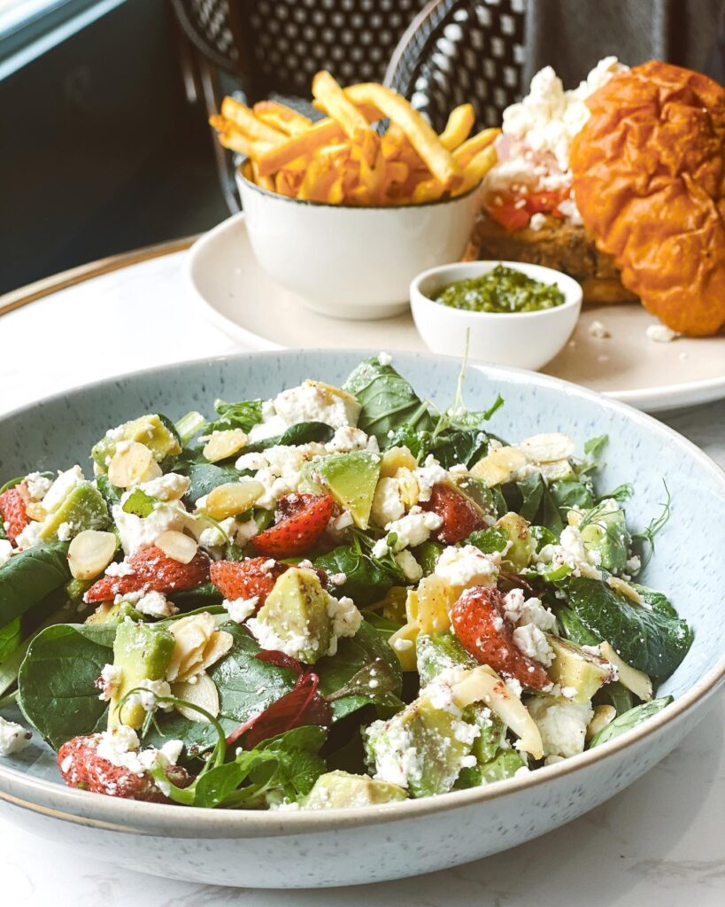 picnic chester summer salad