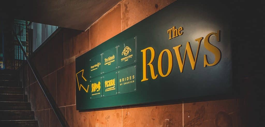 the rows heritage action zone