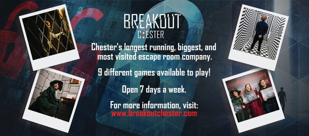 breakout chester halloween