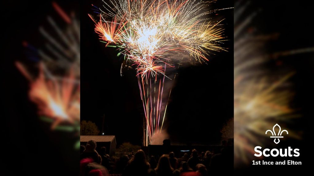elton bonfire fireworks spectacular